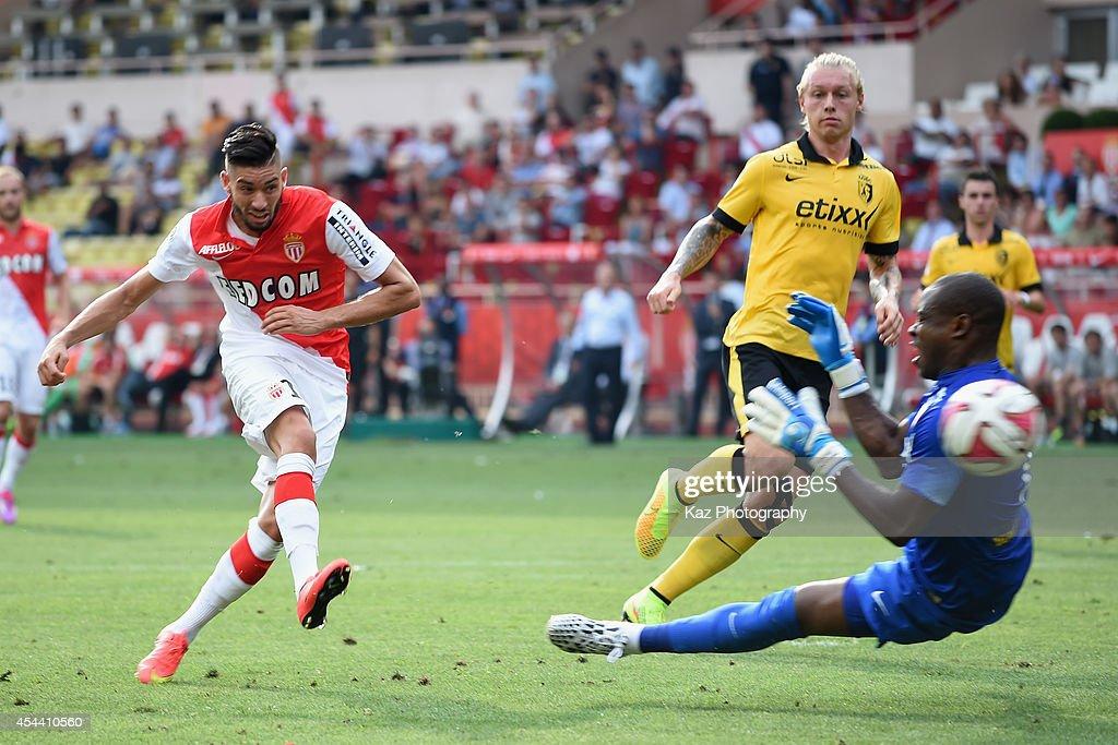 AS Monaco FC  v LOSC Lille - Ligue 1 : ニュース写真