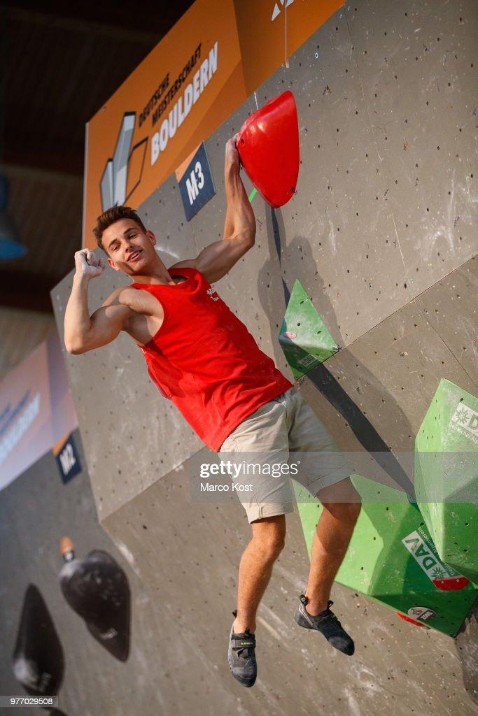 German Boulder Championship 2018