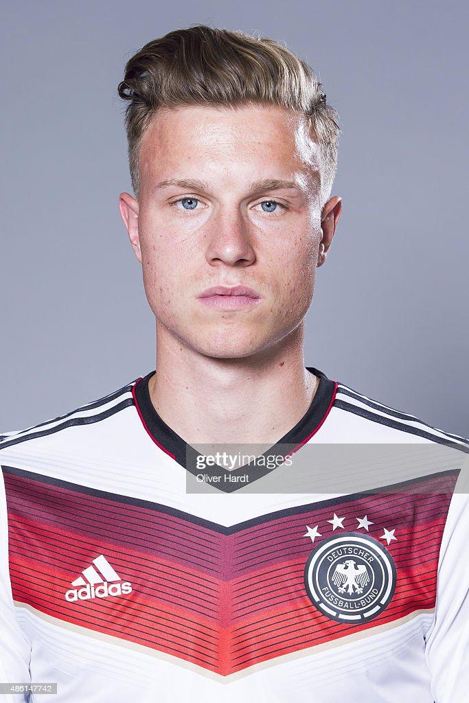 Germany U21 - Portrait Session