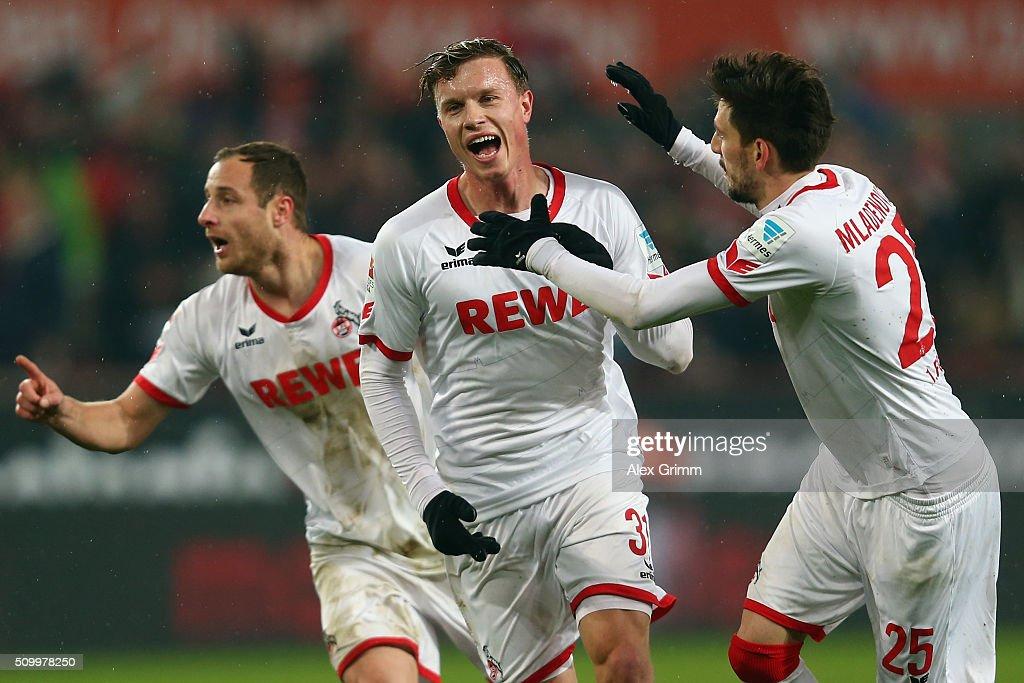 1. FC Koeln v Eintracht Frankfurt - Bundesliga : News Photo