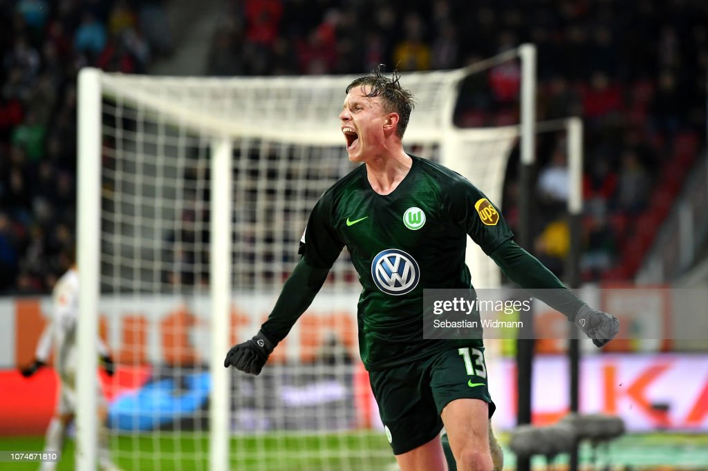 FC Augsburg v VfL Wolfsburg - Bundesliga : News Photo
