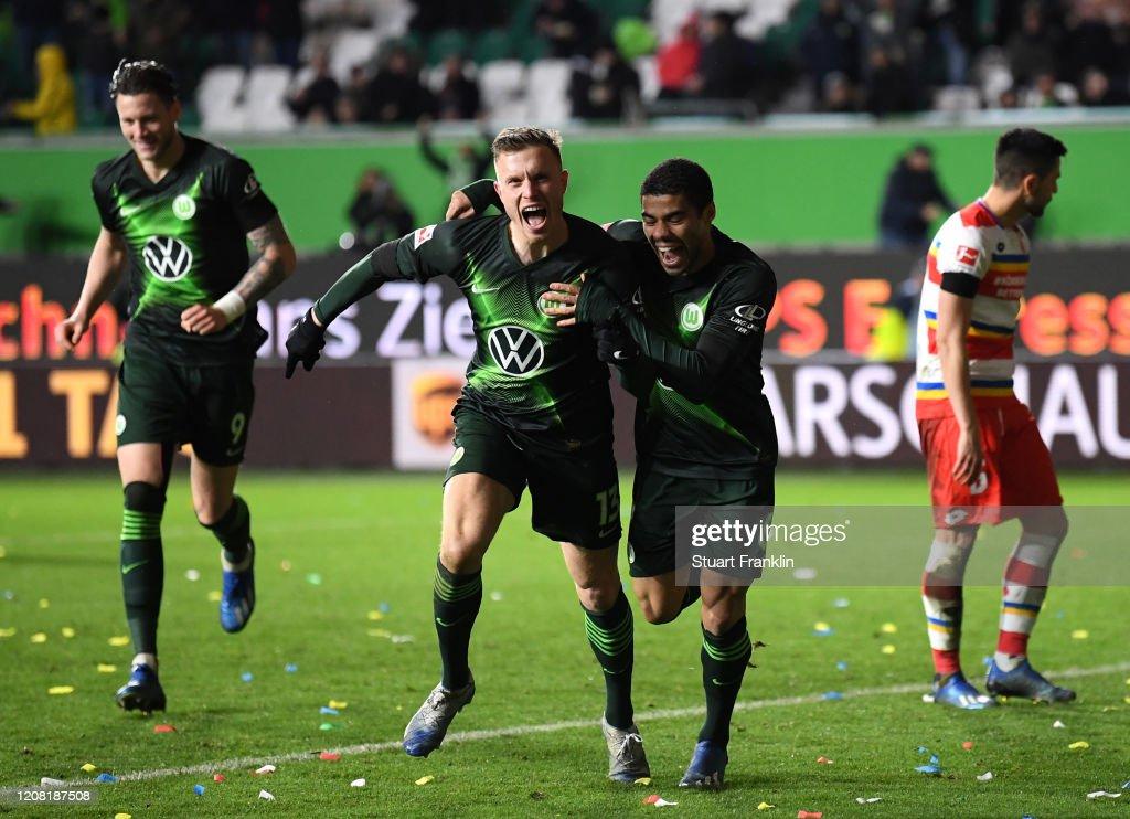 VfL Wolfsburg v 1. FSV Mainz 05 - Bundesliga : ニュース写真