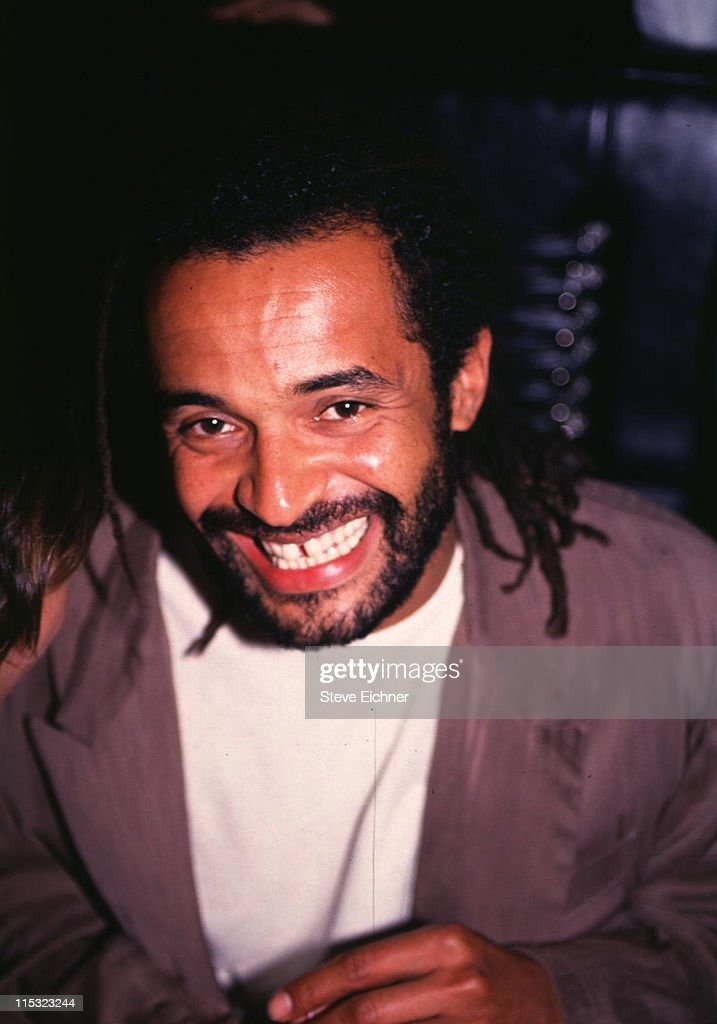 Yannick Noah at Club USA - 1994