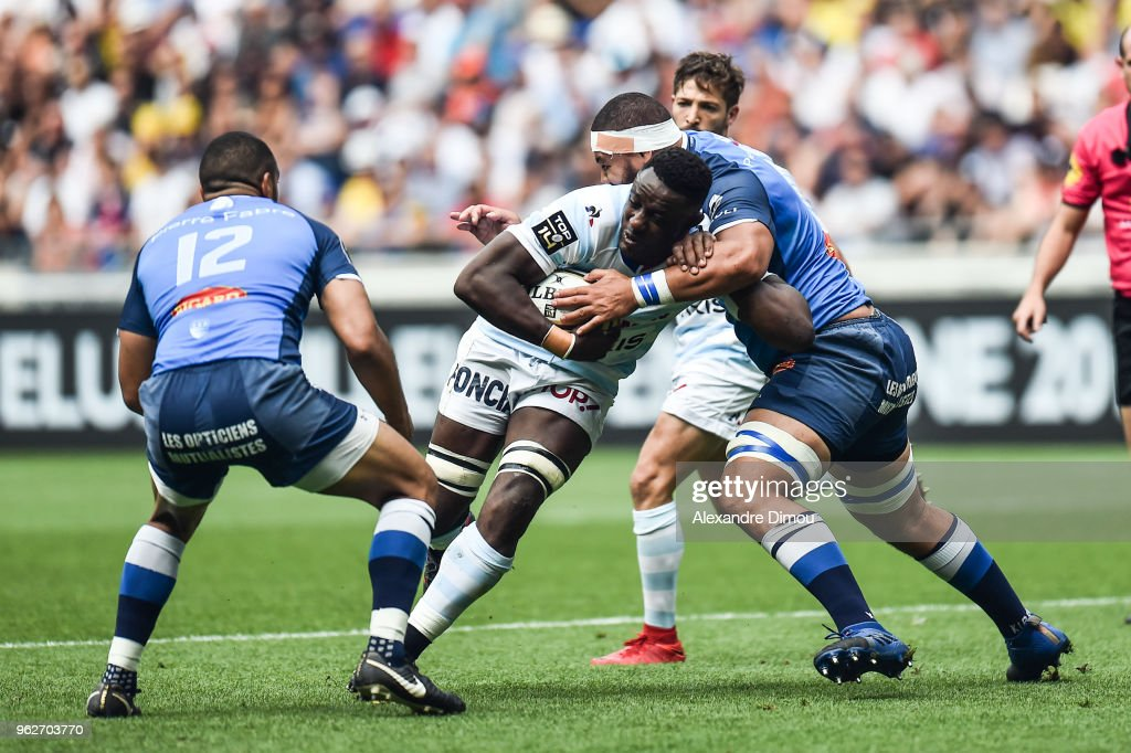 Racing 92 v Castres - Top 14 Semi Final