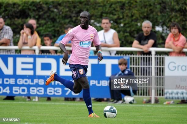 Yannick SAGBO - - Evian Thonon / Bastia - Match de preparation -Sallanches,