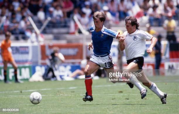 Yannick STOPYRA Republique Federale Allemagne / France 1/2 Finale Coupe du Monde