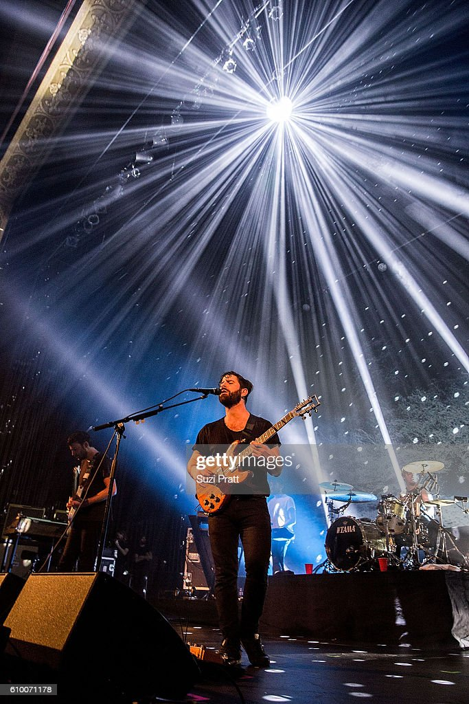 Foals Performs At Paramount Theater