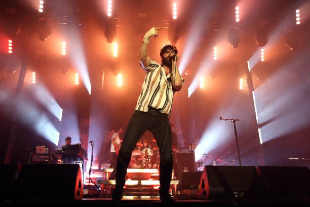 GBR: Foals - Forest Live Series at Bedgebury Pinetum