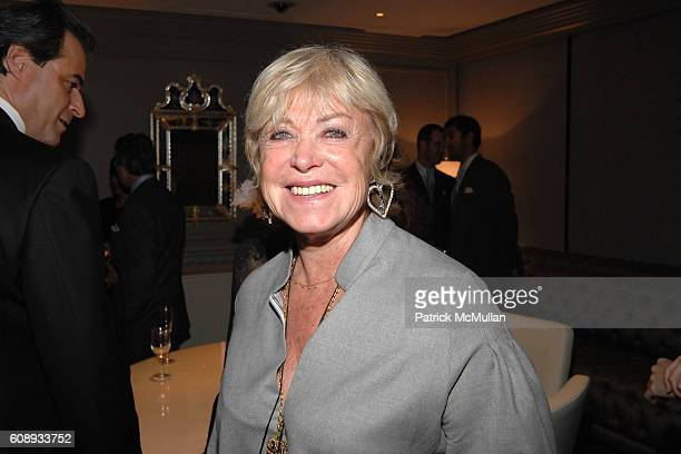 Yanou Collart attends LEVIEV Diamond Jewelry Collection Unveiling Event at Madison Avenue on November 13 2007 in New York City