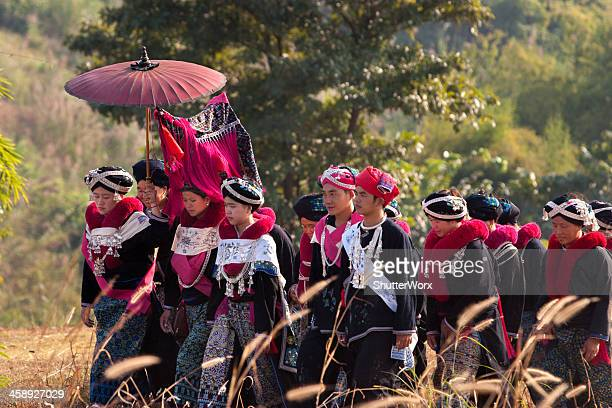 Yao Hill Tribe Clan Wedding