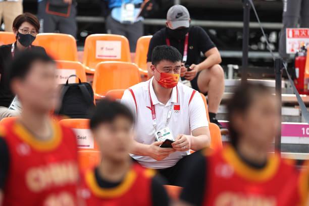 JPN: 3x3 Basketball - Olympics: Day 3