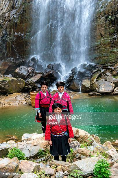 Yao Tribe Women Longsheng, China