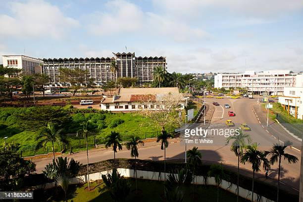 yaounde, cameroon - cameroon stock pictures, royalty-free photos & images
