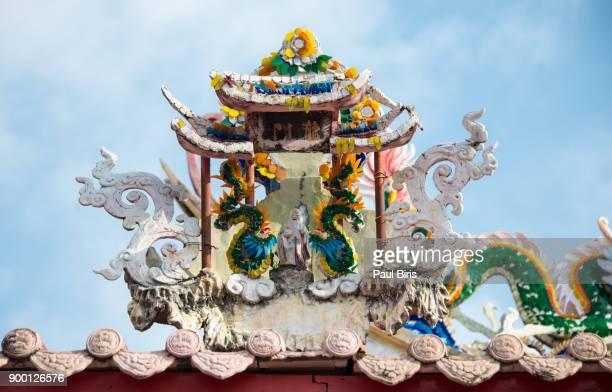 Yap Kongsi Temple, George Town, Malaysia