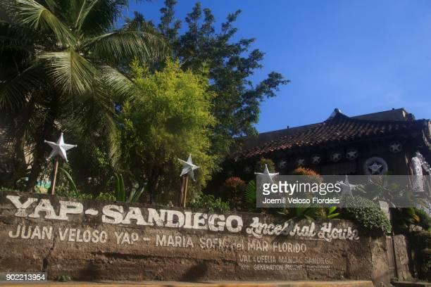 Yap-Sandiego Ancestral House (Cebu City, Philippines)