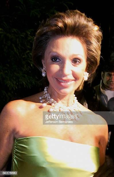 Yara Baumgart Attends The Wedding Of Greek Heiress Athina Onassis Roussel To Brazilian Equestrian Alvaro Affonso