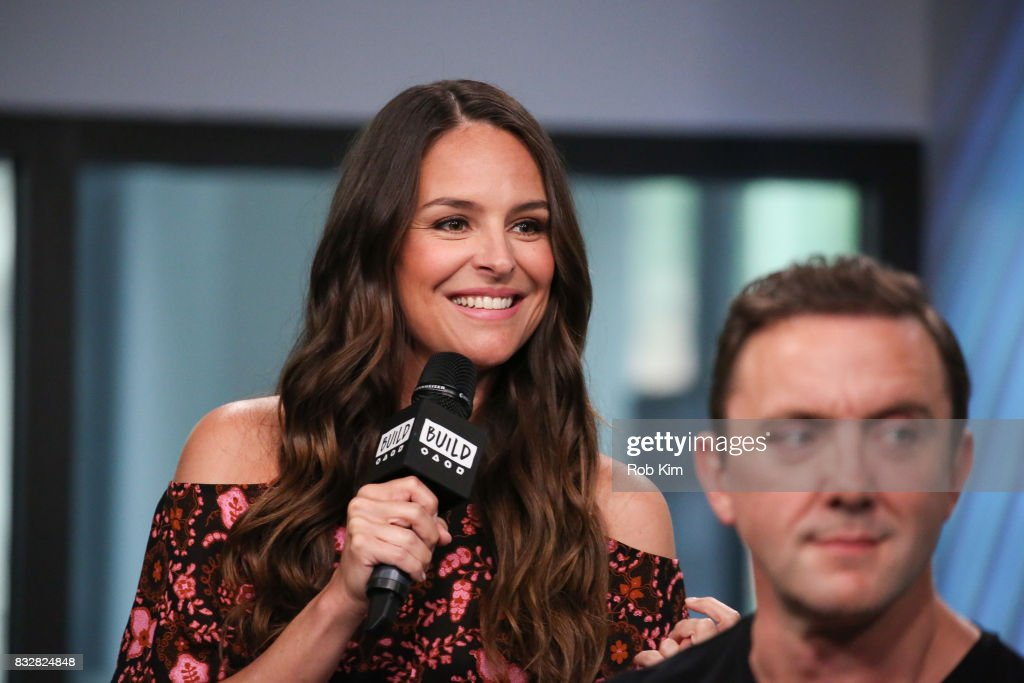 Yara Martinez of 'The Tick' visits at Build Studio on August 16, 2017 in New York City.