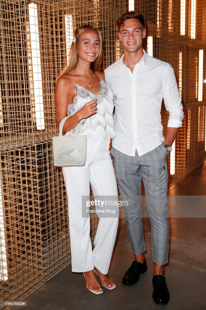 "Yara Pilgrim and Tobias Reuter attend the ""BestSecret ..."