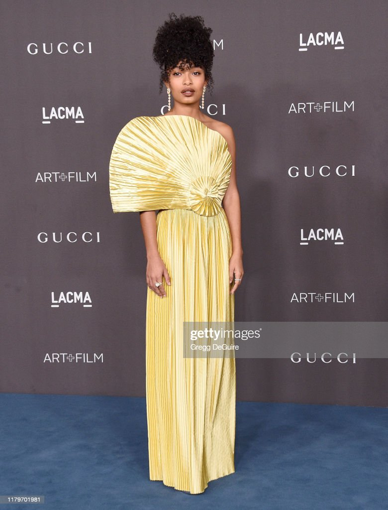 2019 LACMA Art + Film Gala Presented By Gucci - Arrivals : News Photo