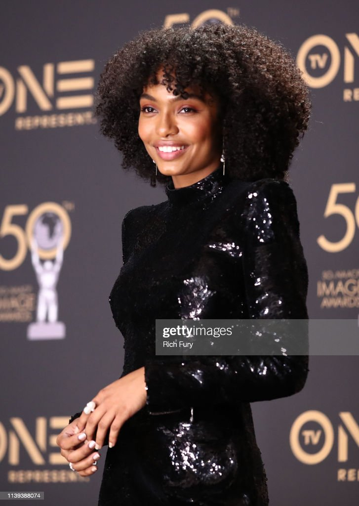 50th NAACP Image Awards - Press Room : News Photo