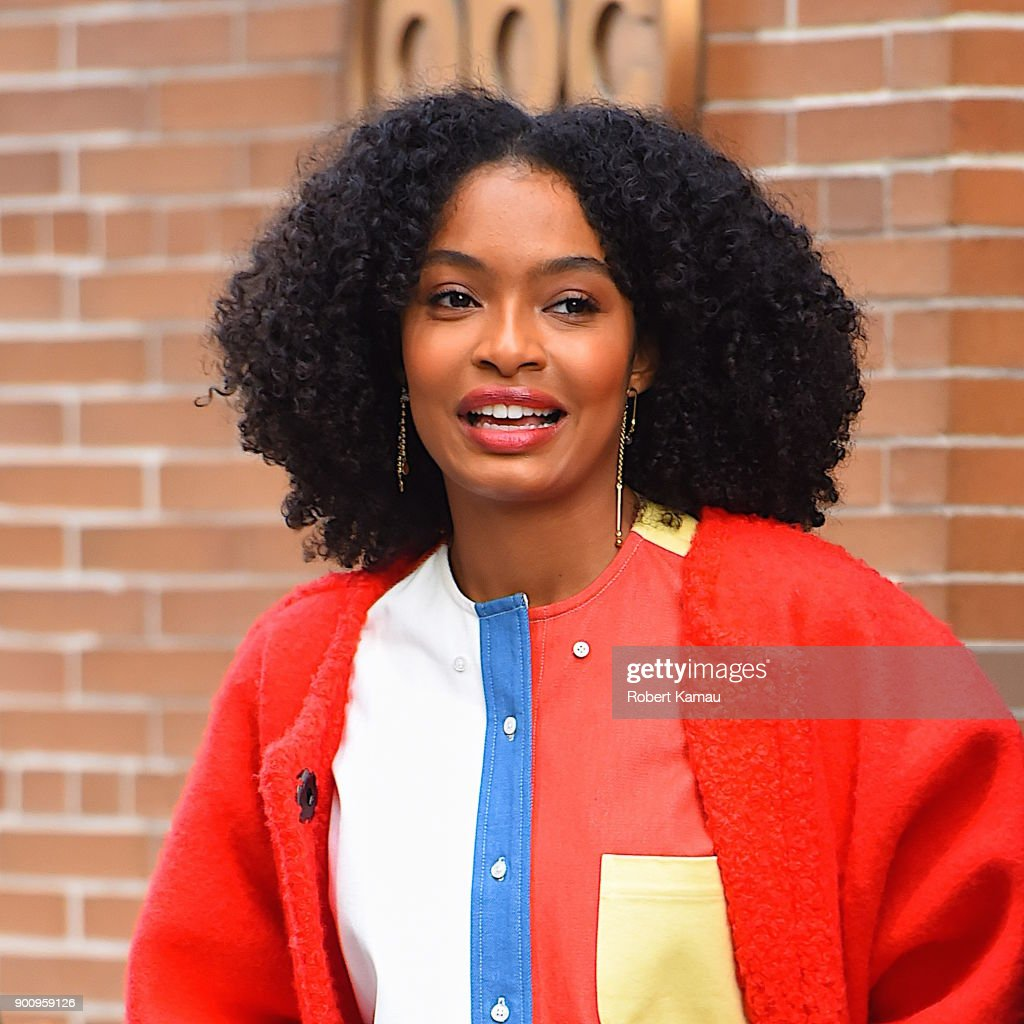 3cc6f838f552 ... exquisite style da67c 3733d Yara Shahidi seen out and about in  Manhattan on January 3