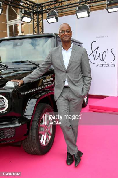 Yared Dibaba, attends the Emotion Award 2019 on June 6, 2019 in Hamburg, Germany.