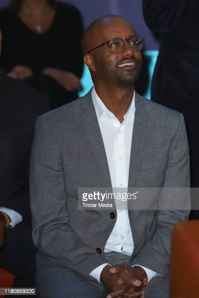 Yared Dibaba during the NDR Talk Show on October 5, 2019 in Hamburg, Germany.