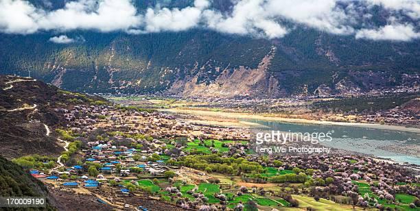 Yarlung Tsangpo Grand Canyon, Tibet