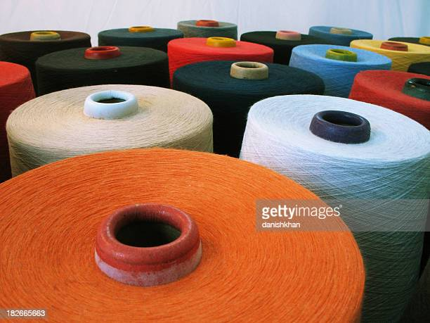 Yarn Cones in mix colors