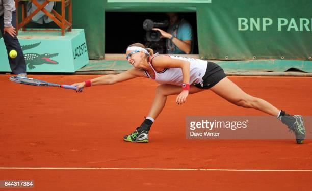 Yaroslava SHVEDOVA - - Roland Garros 2012, Photo : Dave Winter / Icon Sport