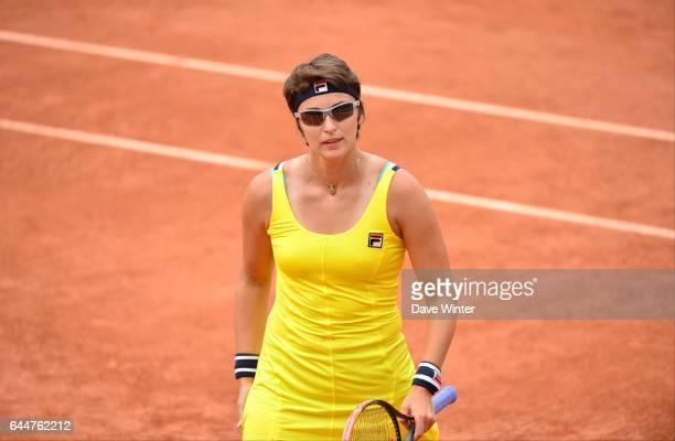 Yaroslava SHVEDOVA - - Tennis - Roland Garros 2014, Photo : Dave WInter / Icon Sport