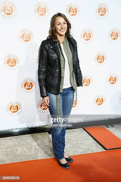 Yaroslava Shvedova attends the Roland Garros Players' Party at Grand Palais on May 19, 2016 in Paris, France.