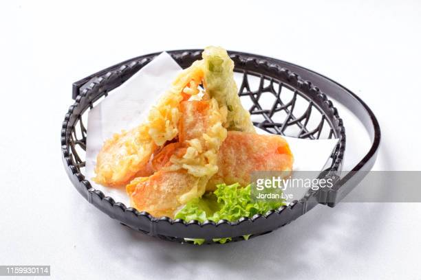 yasai tempura - 天ぷら ストックフォトと画像