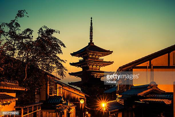 Yasaka Pagoda of Gion in Kyoto, Japan