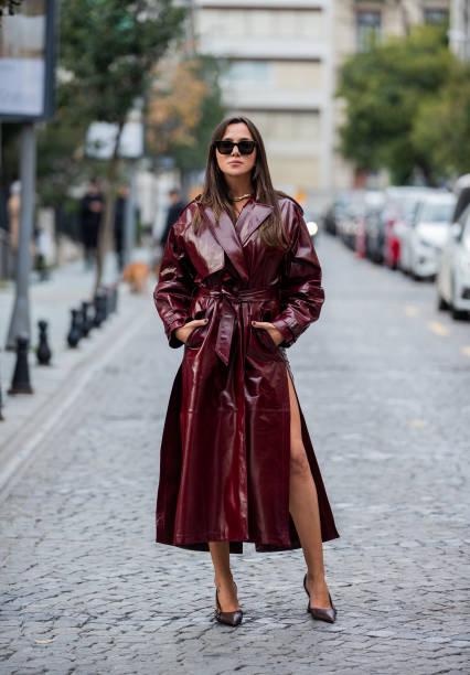 TUR: Street Style - Istanbul - October 19, 2021
