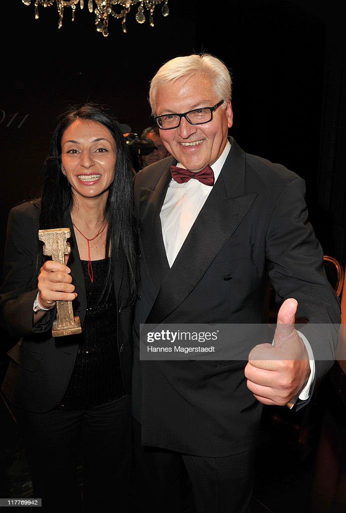 Bernhard Wicki Award At Munich Film Festival 2011