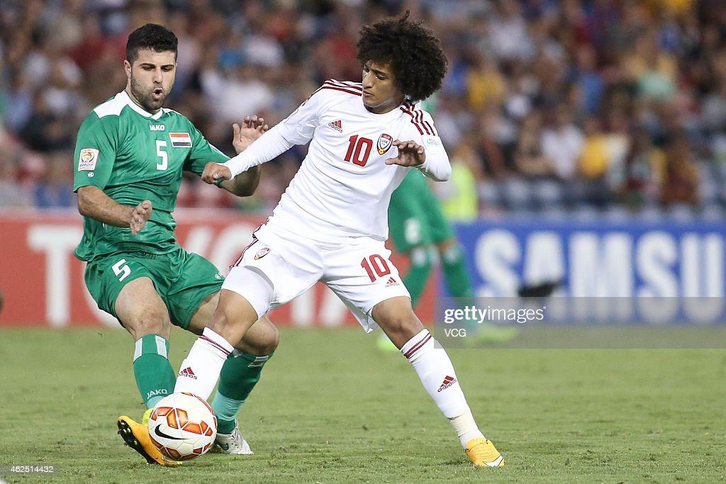 Iraq v UAE - 3rd Place: 2015 Asian Cup : ニュース写真