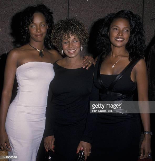 Yashi Jackson, Rebbie Jackson and Stacey Jackson attend Michael Jackson - 30th Anniversary Celebration on September 7, 2001 at Madison Square Garden...
