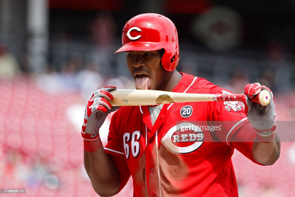 Miami Marlins v Cincinnati Reds : News Photo