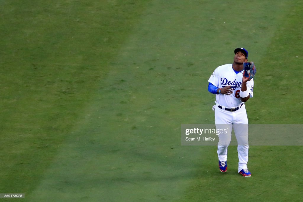 World Series - Houston Astros v Los Angeles Dodgers - Game Seven : News Photo