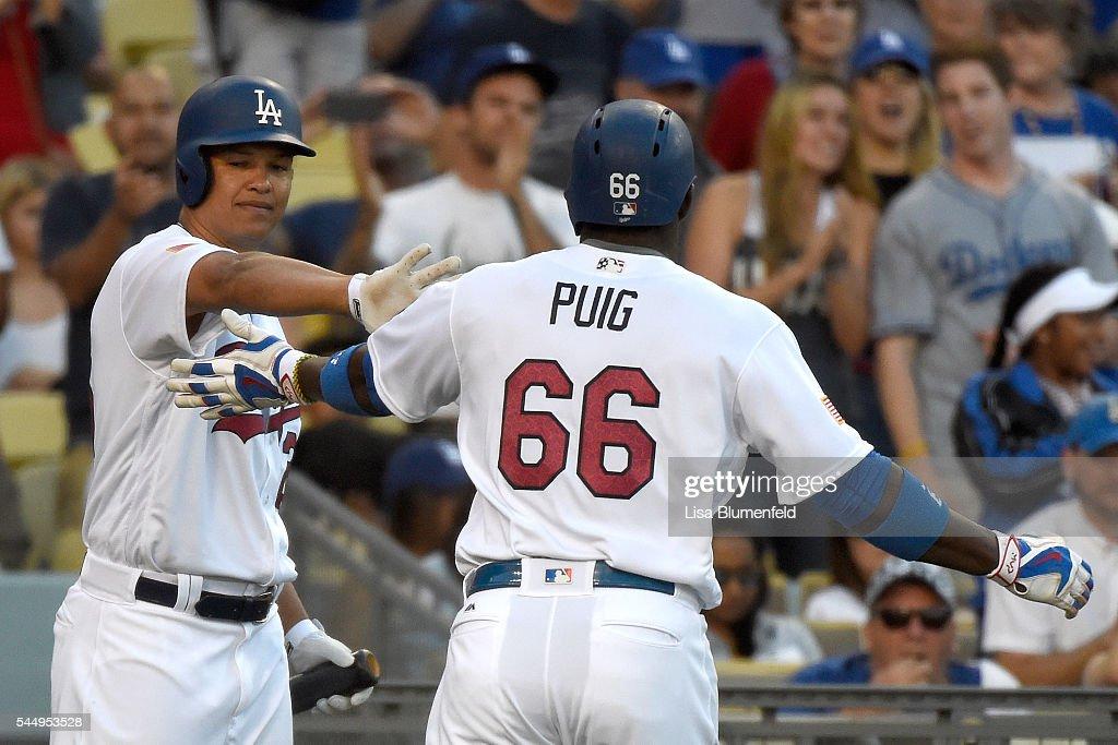 Baltimore Orioles v Los Angeles Dodgers : News Photo