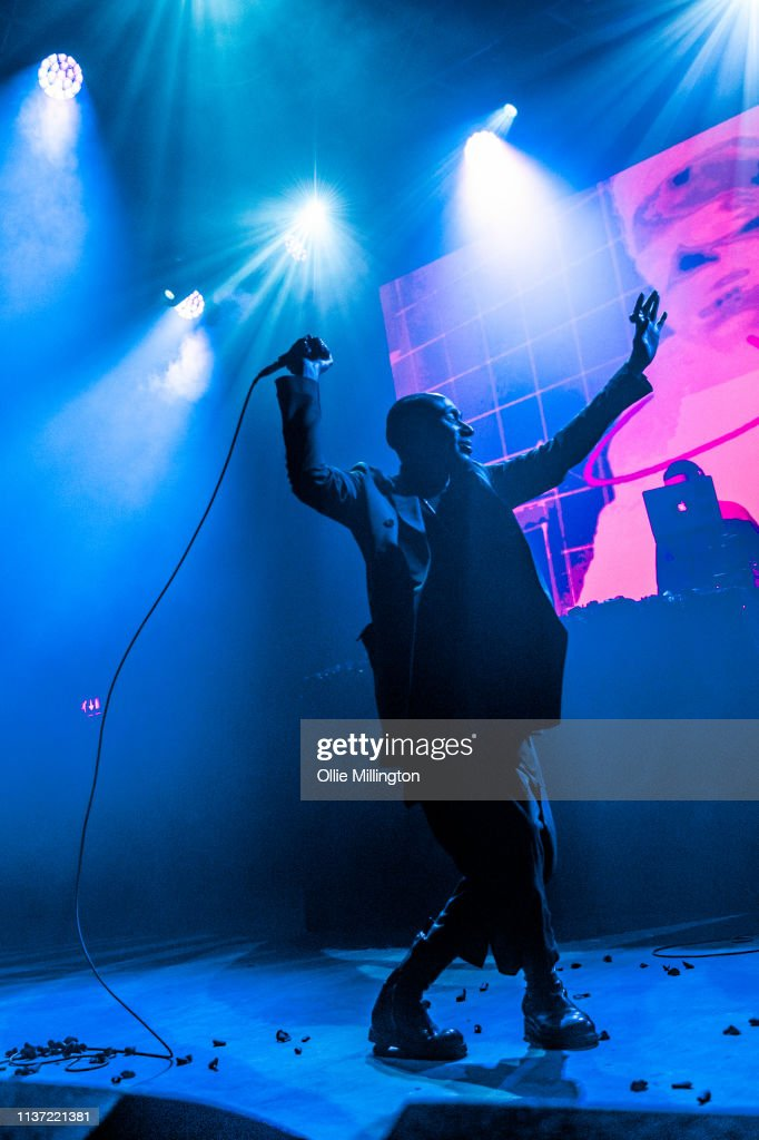 GBR: Yasin Bey Performs At O2 Forum Kentish Town