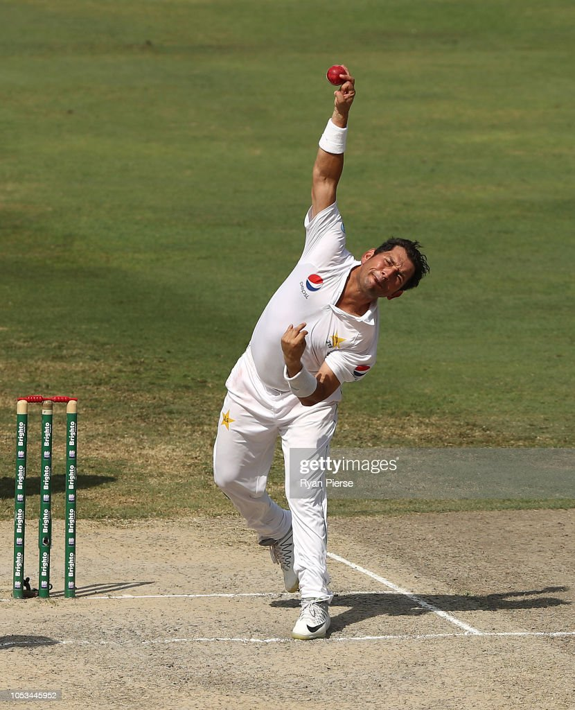 Pakistan v Australia: 1st Test - Day Five : News Photo
