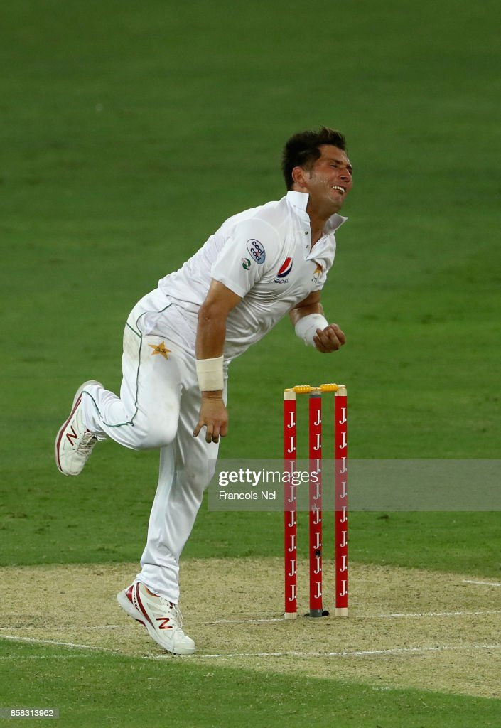 Pakistan v Sri Lanka - Day One : News Photo