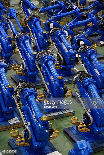 Yaskawa Electric Corp  Pictures and Photos - Getty Images