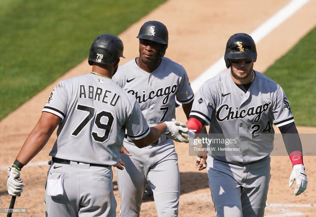 Wild Card Round - Chicago White Sox v Oakland Athletics - Game Two : News Photo