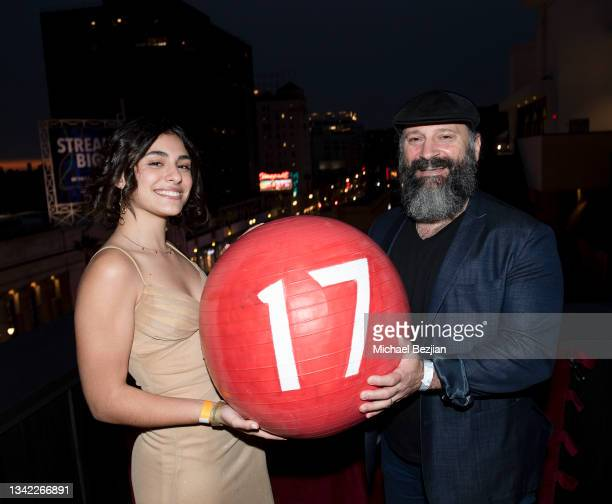 Yasmeen Fletcher and Laith Nakli arrive at 17th Annual Oscar-Qualifying HollyShorts Film Festival Opening Night at Japan House Los Angeles on...