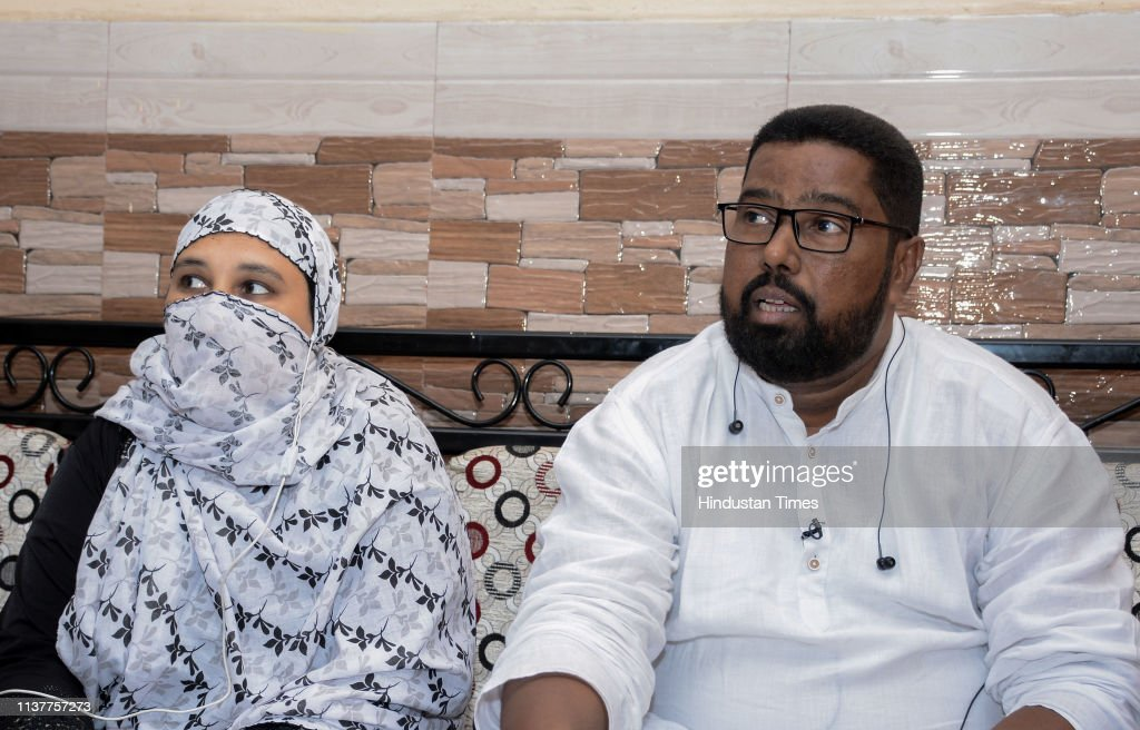 IND: Pune Based Couple Zuber And Yasmeen Peerzade Petitioned The Supreme Court On Allowing Muslim Women To Enter Mosques