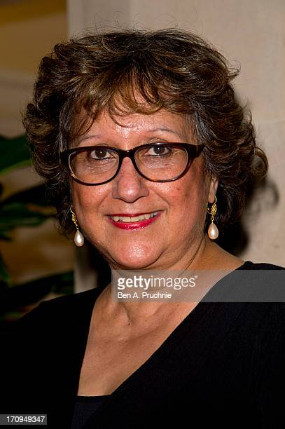 Yasmin AlibhaiBrown attends The New Statesman Centenary Party at Great Hall on June 20 2013 in London England