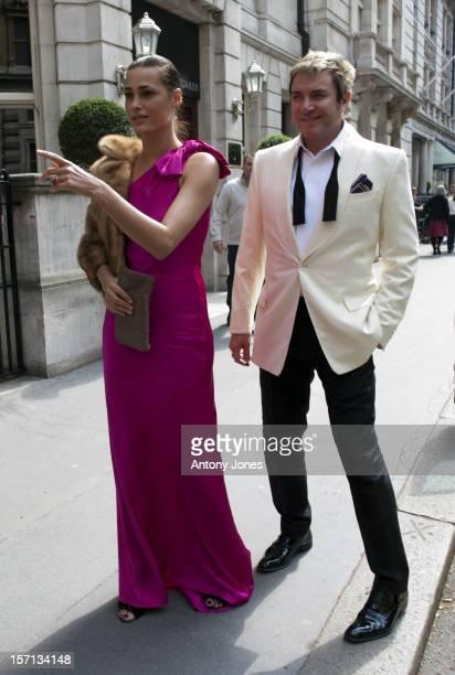 Yasmin And Simon Le Bon Wedding